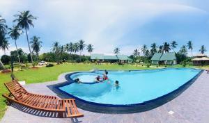 . Crown Holiday Village near Marawila