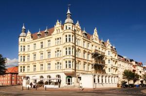Hotel Stralsund - Grünthal