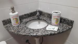 Toca Hospedaria - Centro, Apartmanok  São Bento do Sapucaí - big - 85