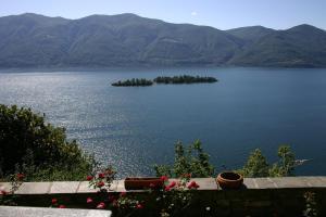Casa Mirasole App 3333, Dovolenkové domy  Ronco sopra Ascona - big - 1