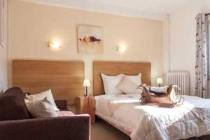 Au Soleil d'Or, Hotels  Pontaubert - big - 19