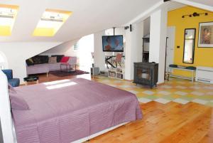 Studio apartman Vetma