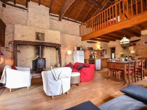 Maison De Vacances - Villefranche-Du-Perigord 3, Prázdninové domy  Saint-Cernin-de-l'Herm - big - 8