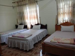 Nha nghỉ Minh Hạnh, Priváty  Hoàng Ngà - big - 26