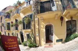 La Locandiera Hotel Scilla