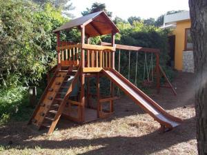 Cabañas Entreverdes, Turistaházak  Villa Gesell - big - 42