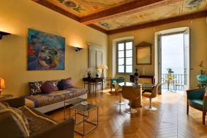 Palais Hongran de Fiana, Apartments  Nice - big - 33