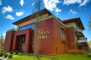 Willa Port Apartament