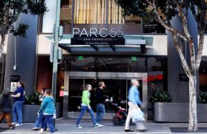 Hilton Parc 55 San Francisco Union Square, Отели  Сан-Франциско - big - 1