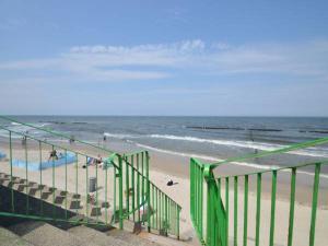 Willa Plaża - Pokoje z widokiem na morze