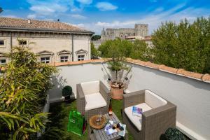 Hôtel de l'Horloge, Hotels - Avignon