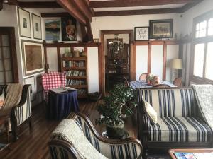 Chocolate Manor House, Bed & Breakfast  Viña del Mar - big - 62