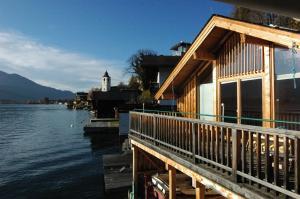 Das Bootshaus, Chalet  St. Wolfgang - big - 3