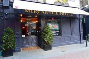 Mercantile Hotel, Отели  Дублин - big - 24