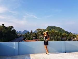 The Phu View at Aonang, Отели  Ао Нанг Бич - big - 72