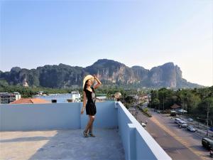 The Phu View at Aonang, Отели  Ао Нанг Бич - big - 58