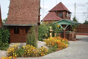 Гостиницы Павловского