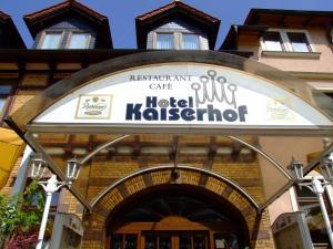 Komforthotel Kaiserhof - Kleinleinungen