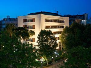 Hotel Caravelle, Szállodák  Cesenatico - big - 22