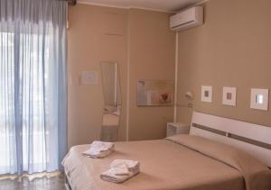 Hotel Fucsia, Отели  Риччоне - big - 87