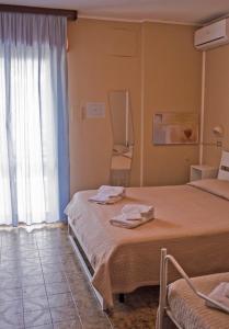 Hotel Fucsia, Отели  Риччоне - big - 88