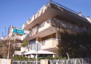 Hotel Fucsia, Отели  Риччоне - big - 43