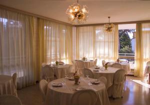 Hotel Fucsia, Отели  Риччоне - big - 46