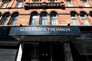 Alexander Thomson, Hotel  Glasgow - big - 47