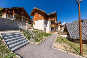Accommodation in Albiez Montrond