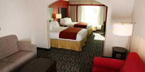 Holiday Inn Express Hotel & Suites - Sumter, Hotels  Sumter - big - 12