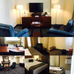 Travelodge by Wyndham Whitecourt, Szállodák  Whitecourt - big - 54