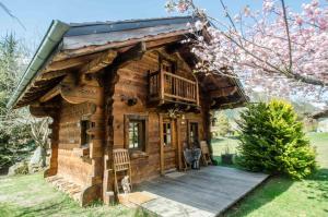 Location gîte, chambres d'hotes Chalet Sépia dans le département Haute Savoie 74