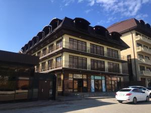 Гостевой дом Laza Plaza, Лазаревское