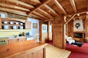 Ancolies Val Thorens, Aparthotely  Val Thorens - big - 30