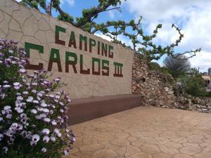 Camping Carlos III - El Rinconcillo