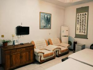Family Room with Private Bathroom Mutianyu-Great Walls Mountain Guest House