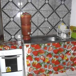 Casa das Cachoeiras, Ubytování v soukromí  Lençóis - big - 33