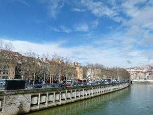 Vieux Lyon Cour Renaissance, Апартаменты  Лион - big - 49