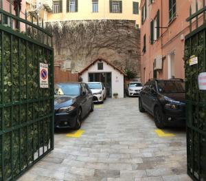 Virginia's Rooms, Affittacamere  Genova - big - 15