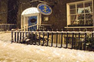 Anchor Guesthouse, Гостевые дома  Дублин - big - 18