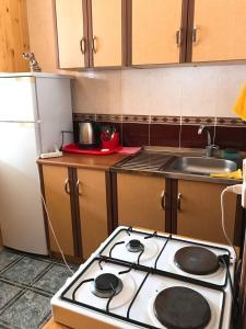 Apartment on Ulitsa Abazgaa, Gazdaságos szállodák  Gagra - big - 8