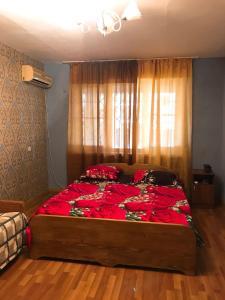 Apartment on Ulitsa Abazgaa, Gazdaságos szállodák - Gagra