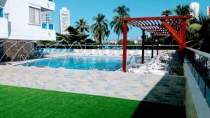 Apartamento Playero, Апартаменты  Картахена - big - 7