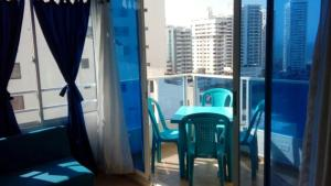 Apartamento Playero, Апартаменты  Картахена - big - 12