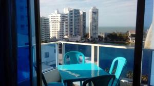 Apartamento Playero, Апартаменты  Картахена - big - 16