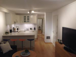 Cozy basement apartment near central Oslo - Apartment