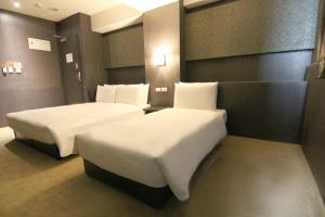 MOSHAMANLA Hotel-Main Station, Отели  Тайбэй - big - 45