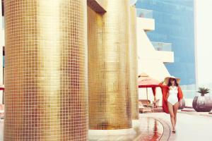 Raffles Dubai, Hotely  Dubaj - big - 42