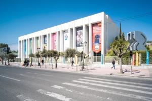 Joyful Turquoise Apt in Athens Historic Centre, Apartmány  Atény - big - 24