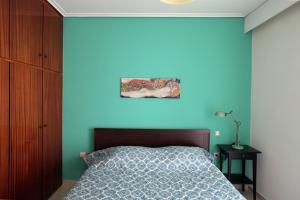 Joyful Turquoise Apt in Athens Historic Centre, Apartmány  Atény - big - 26